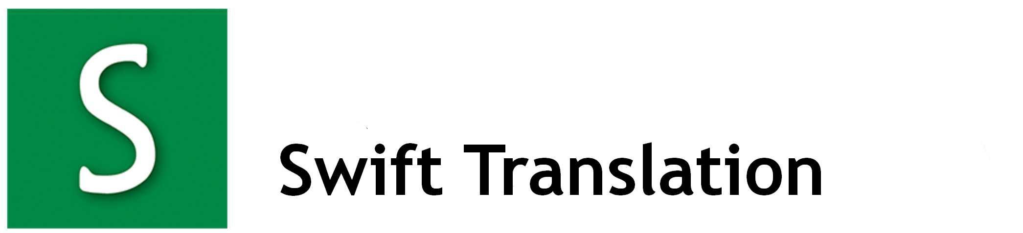 S Swift Translation